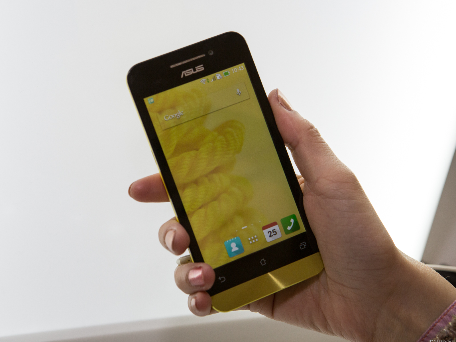 Compact 4-inch phone