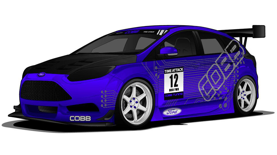 2012 Ford Focus by COBB Tuning