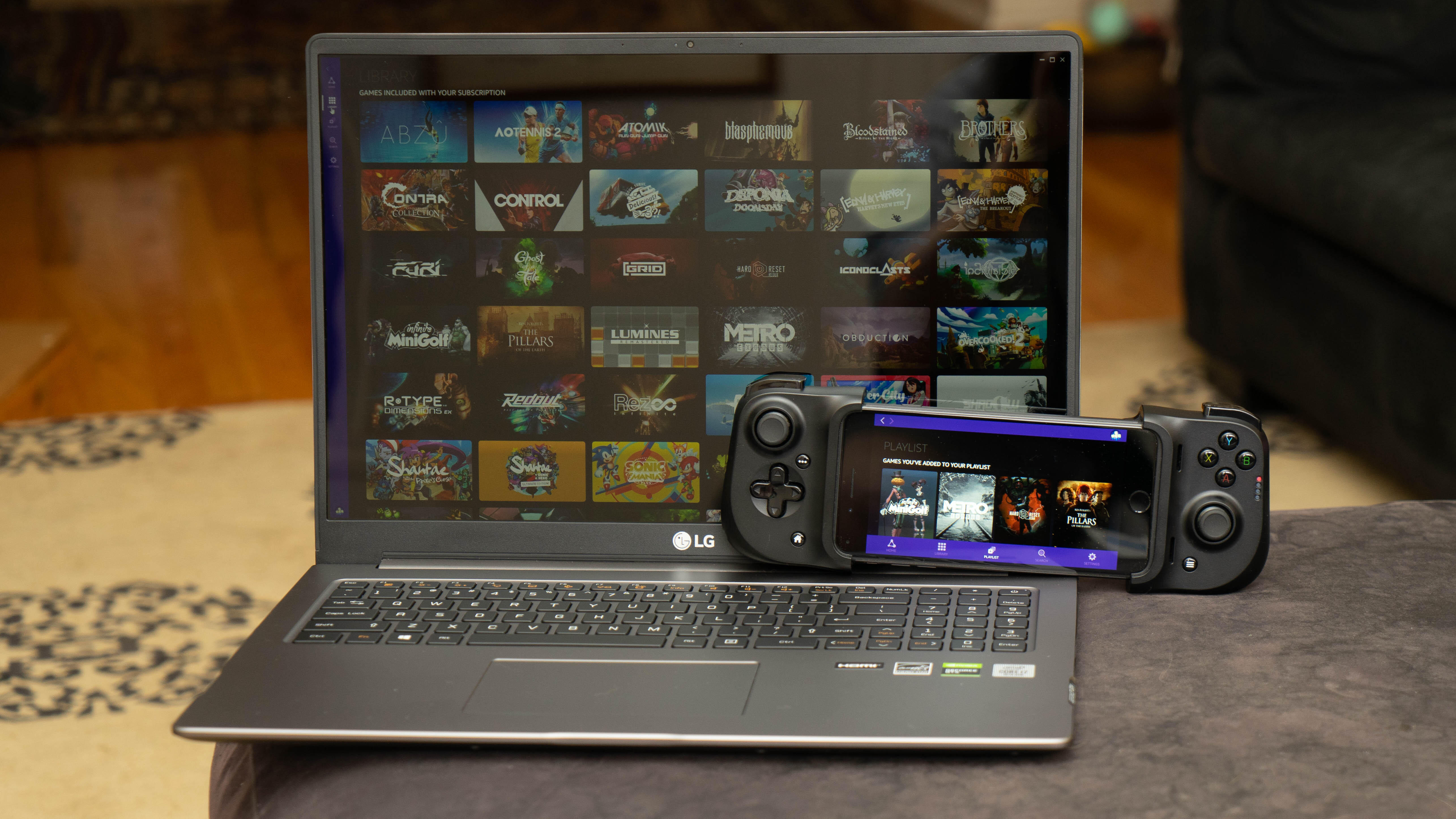 Video: Amazon Luna: Hands-on with the new cloud gaming service