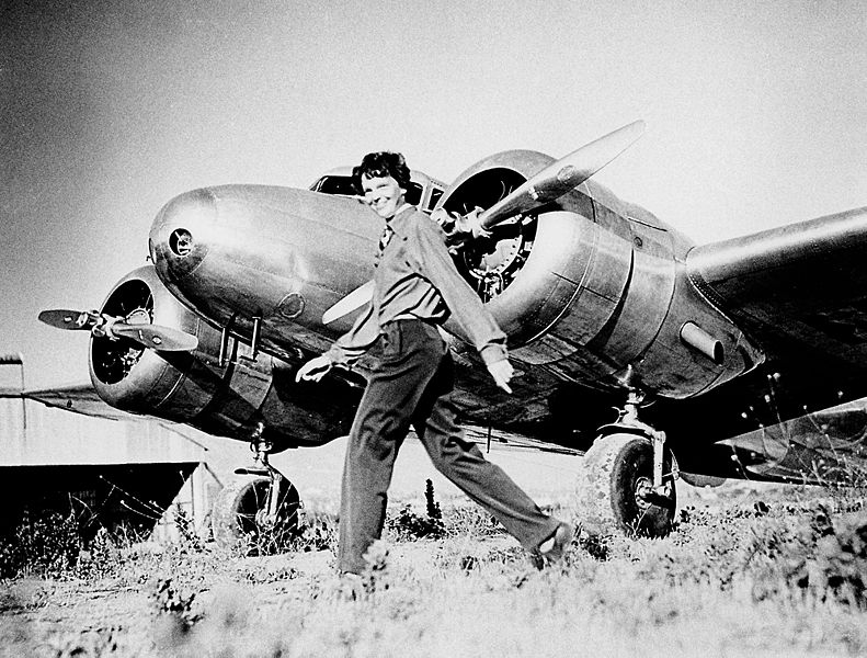 New search for Amelia Earhart's Electra