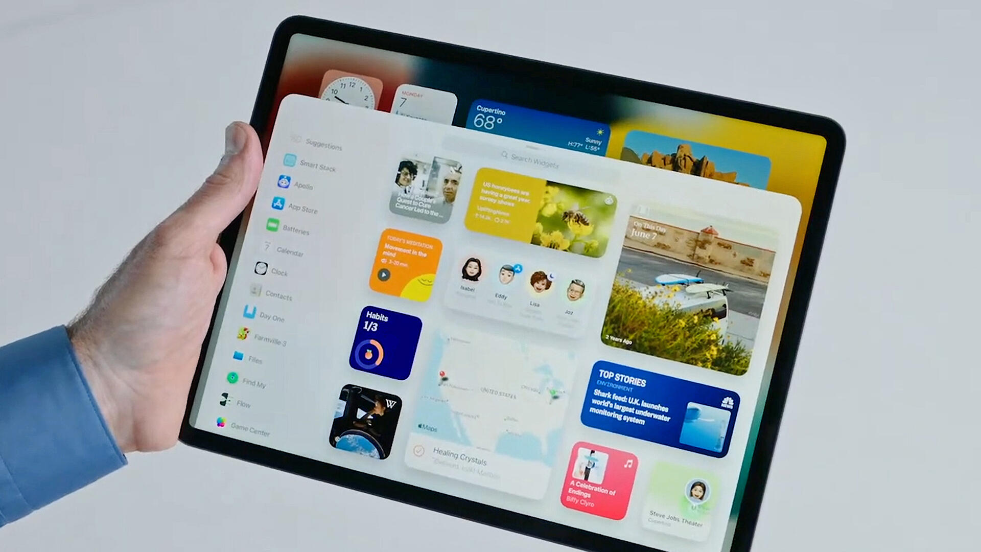 Video: iPadOS 15: How it changes the iPad and what it still doesn't do