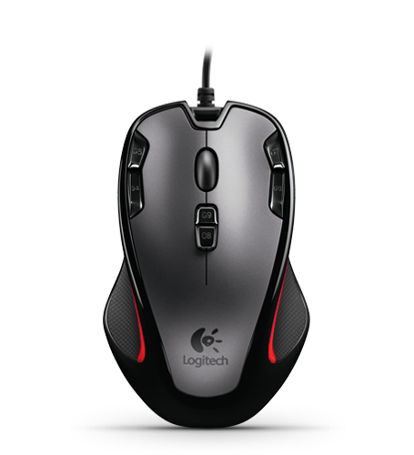 Logitech's new budget-priced Gaming Mouse G300.