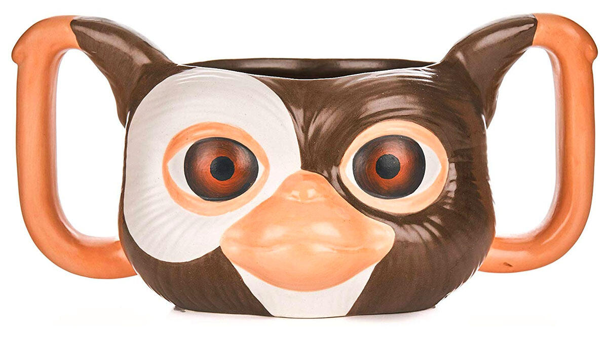 This Gremlins mug that you can safely get wet
