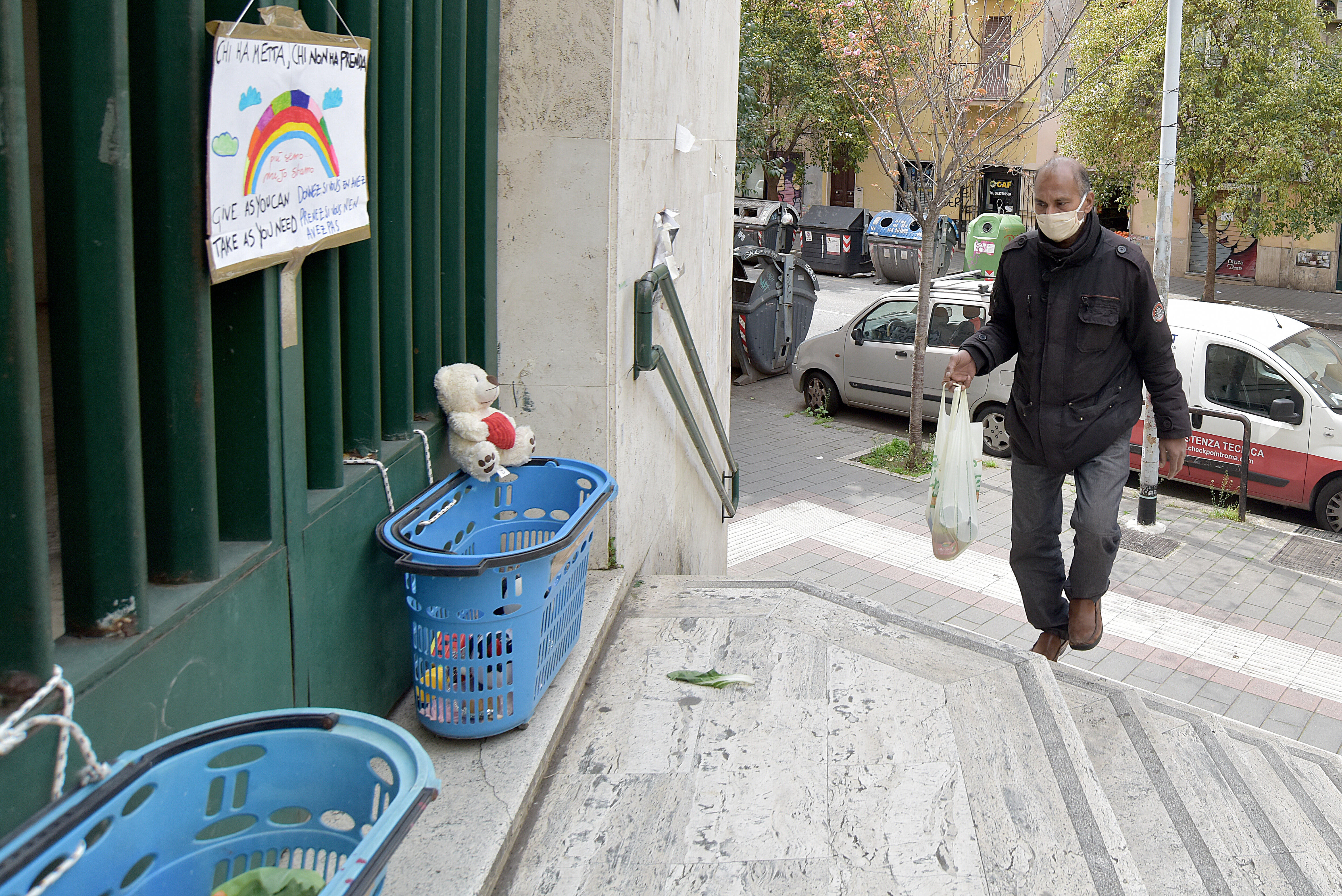 Free toys in Rome