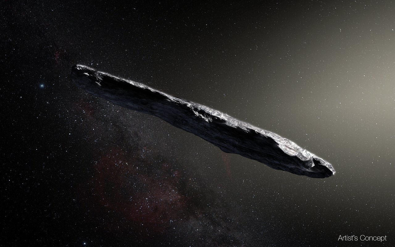 Wherever 'Oumuamua came from