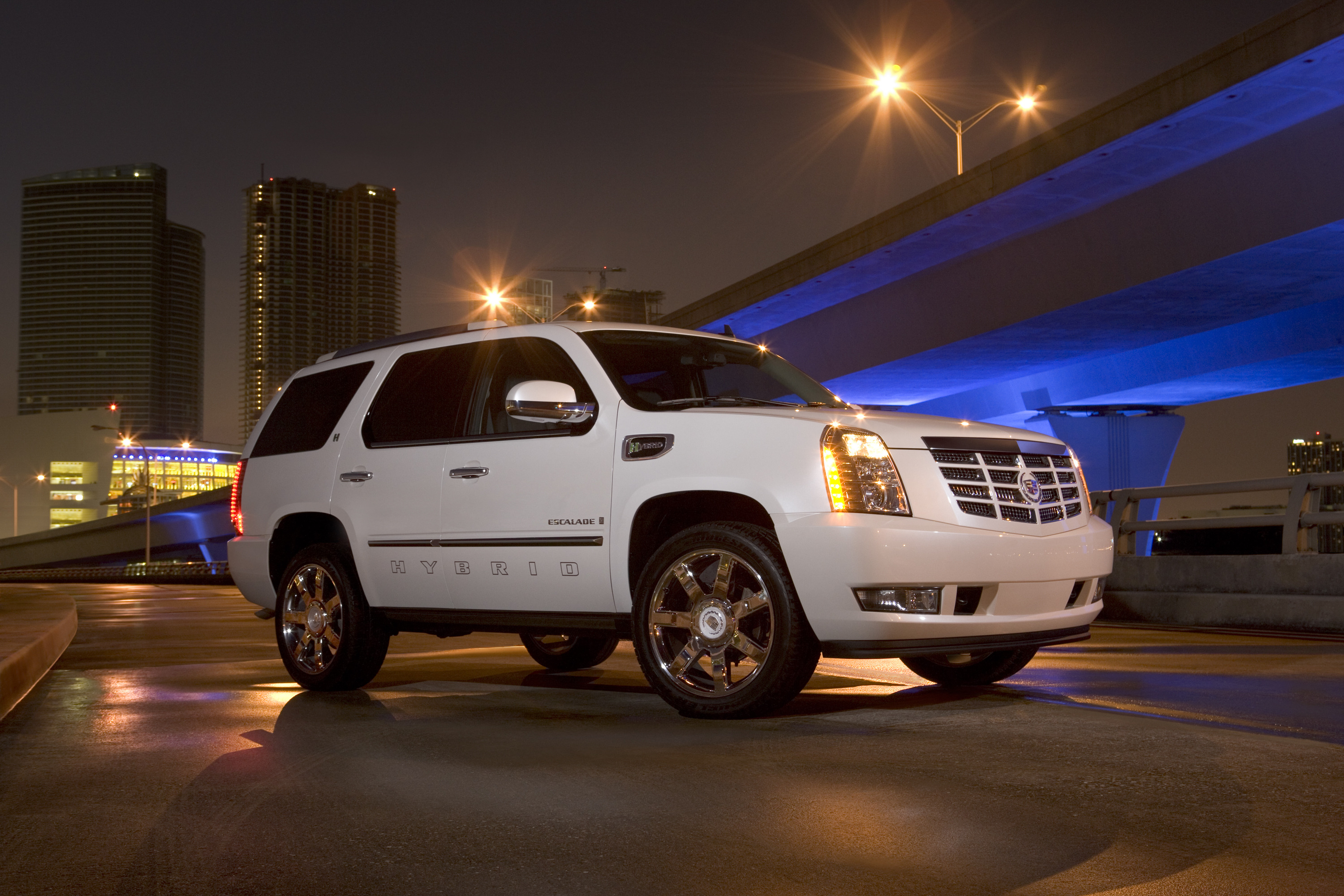 The Cadillac Escalade tops the HLDI's list of most frequently stolen vehicle.