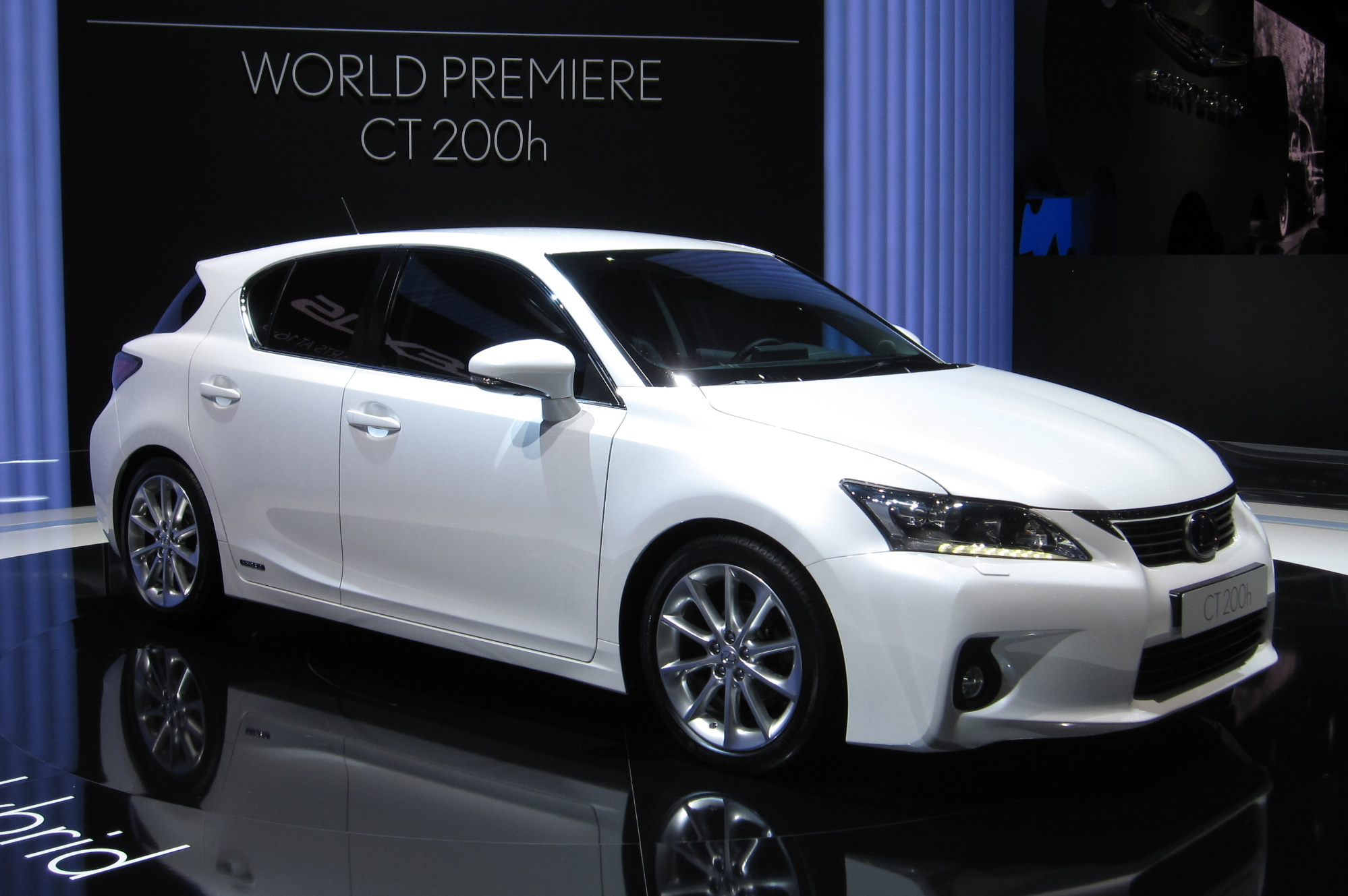 The Lexus CT 200h makes the cut on our round up of the most fuel efficient new vehicles.