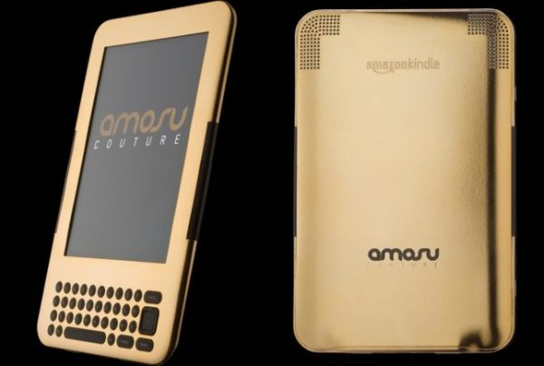 Amosu Couture gold Kindle