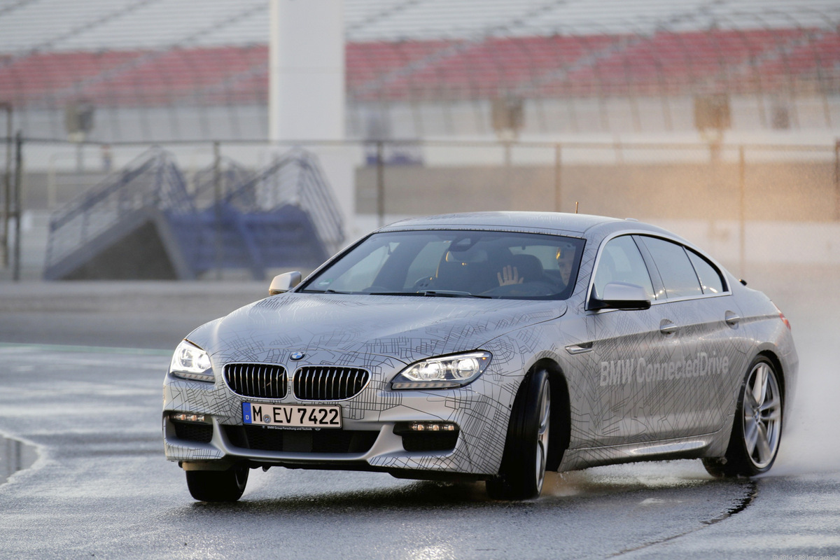 BMW Highly Automated Driving