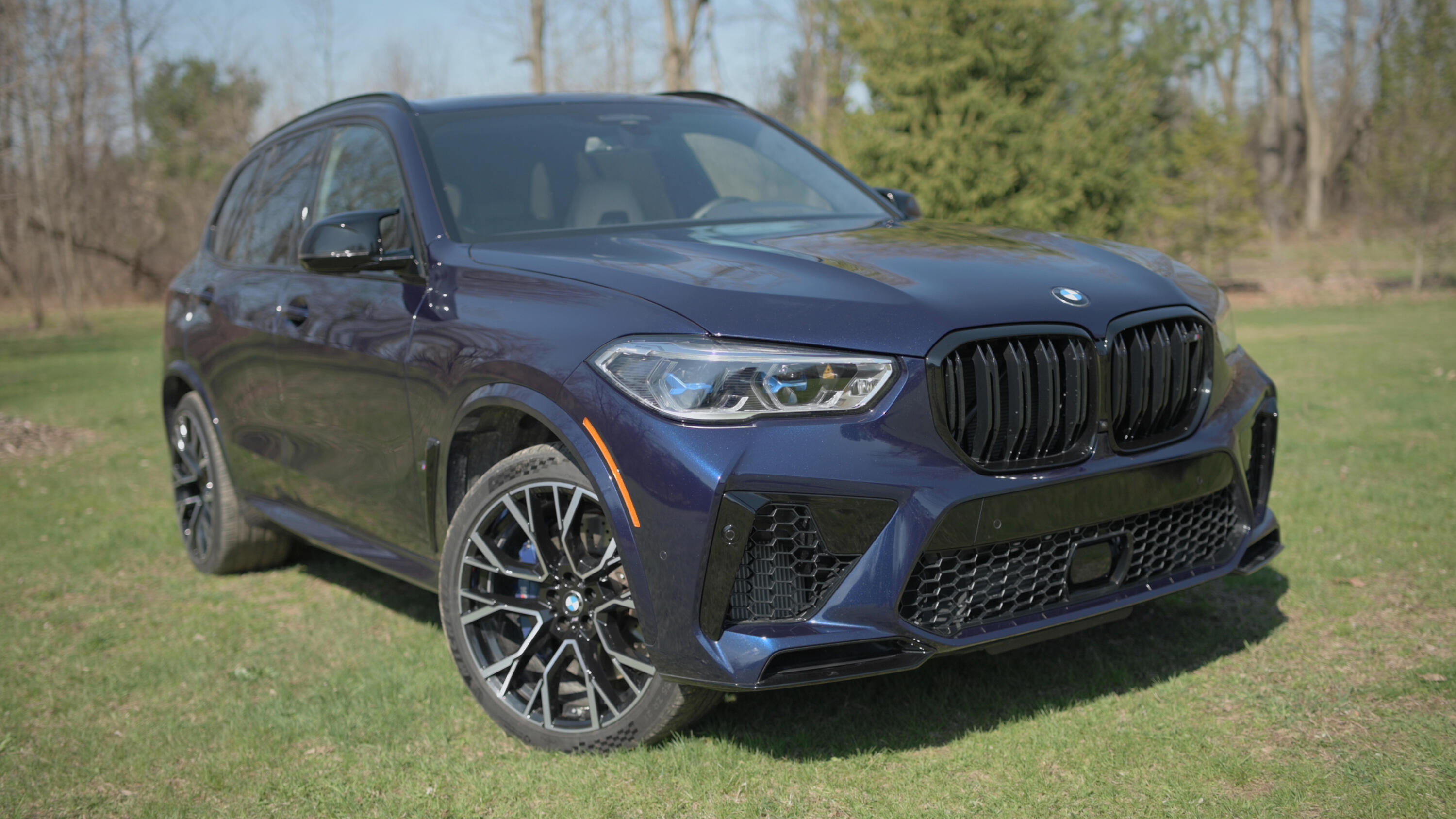 Video: The BMW X5 M Competition is the right kind of wrong