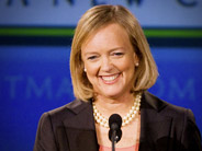 Meg Whitman will soon be named HP's CEO, a new report claims.