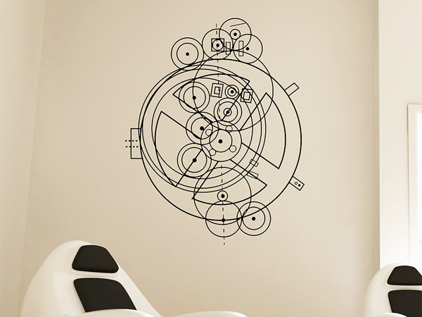Antikythera Mechanism decal