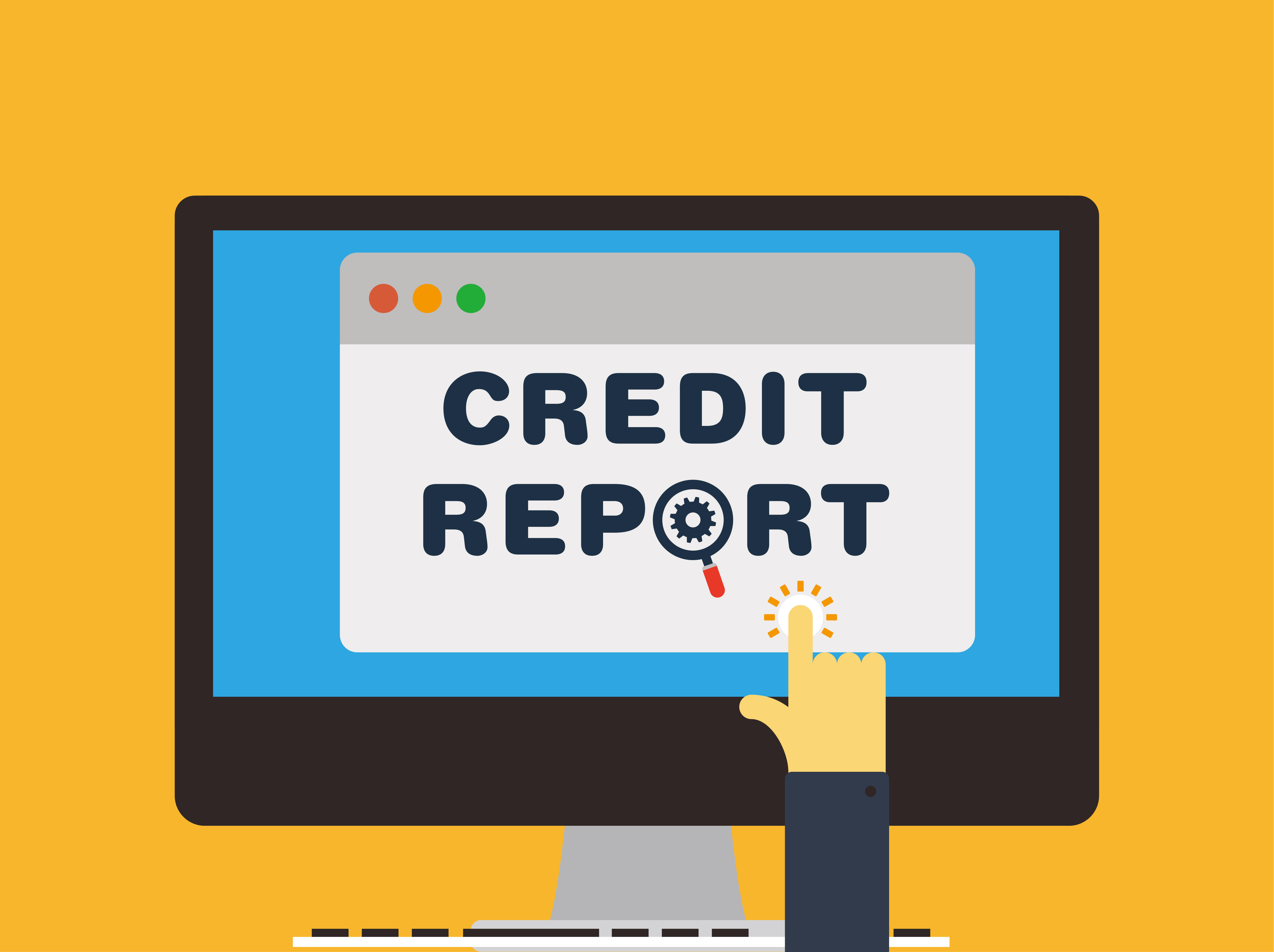 How to get a free, weekly credit report through April 7 - CNET