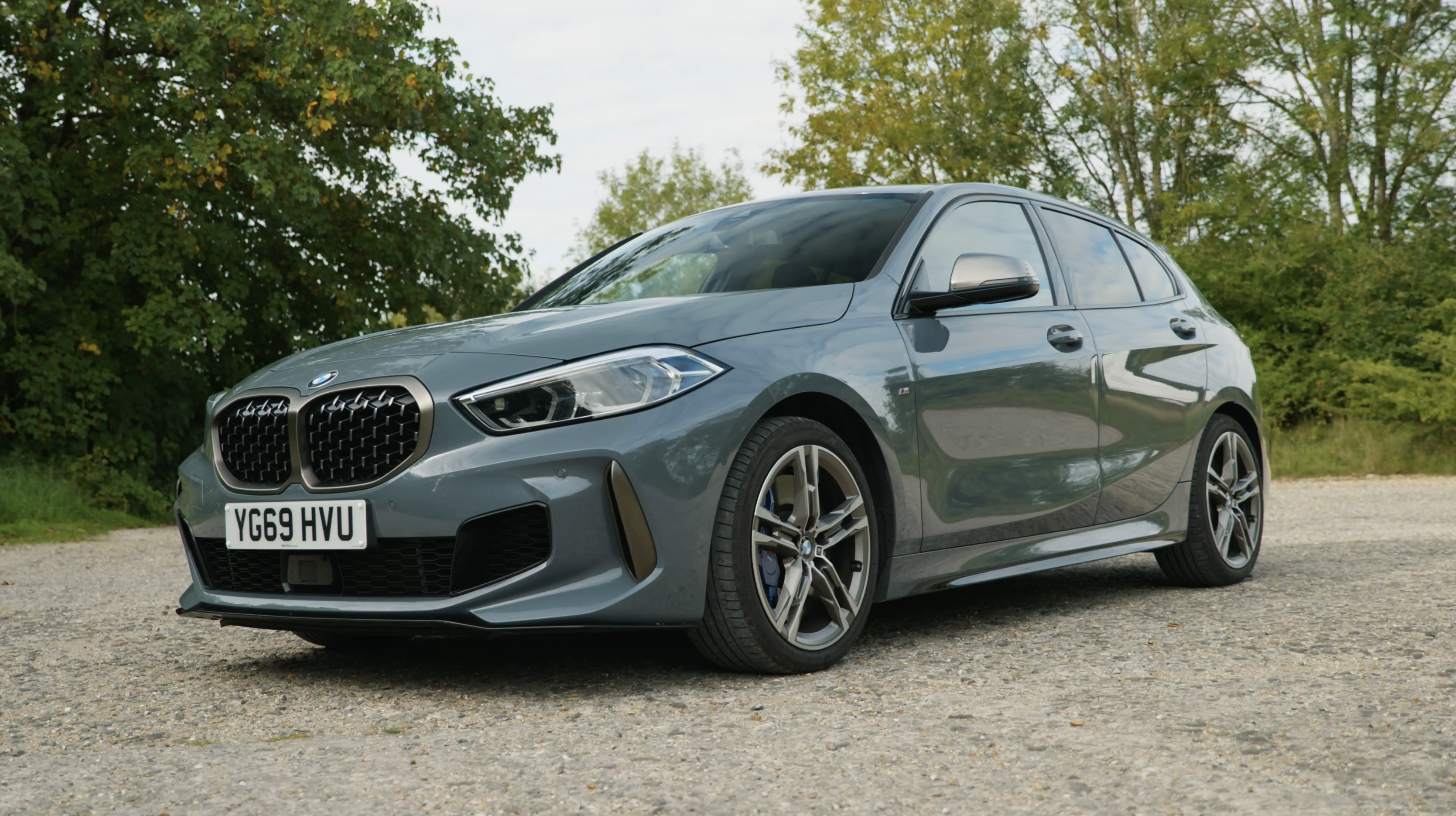 Video: 2020 BMW M135i: Not what we're used to from BMW, but that's no bad thing