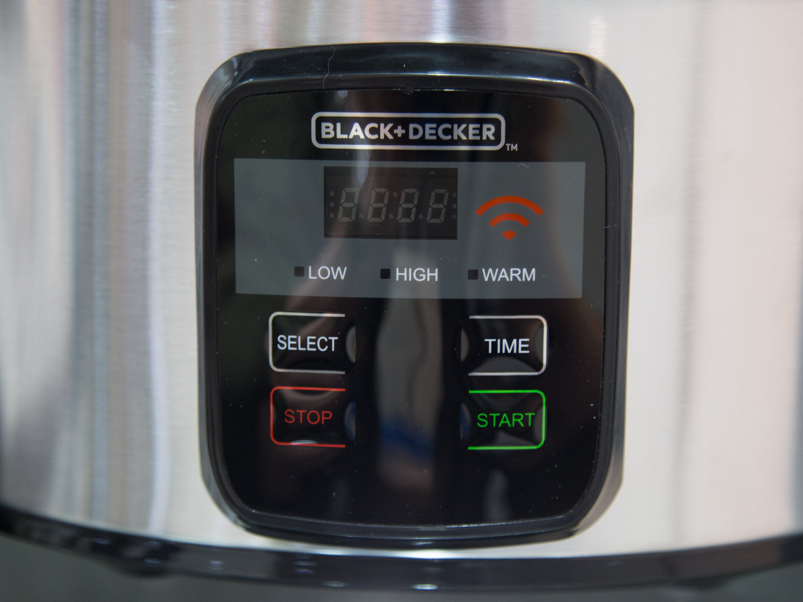 Black & Decker WiFi-Enabled Slow Cooker