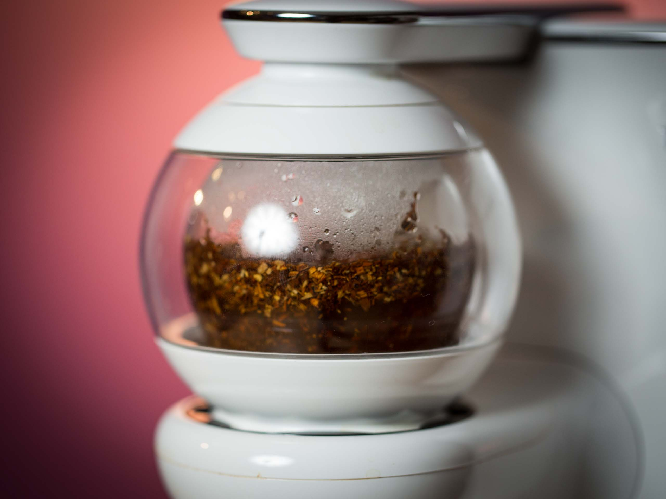 The Infuser really puts on a show