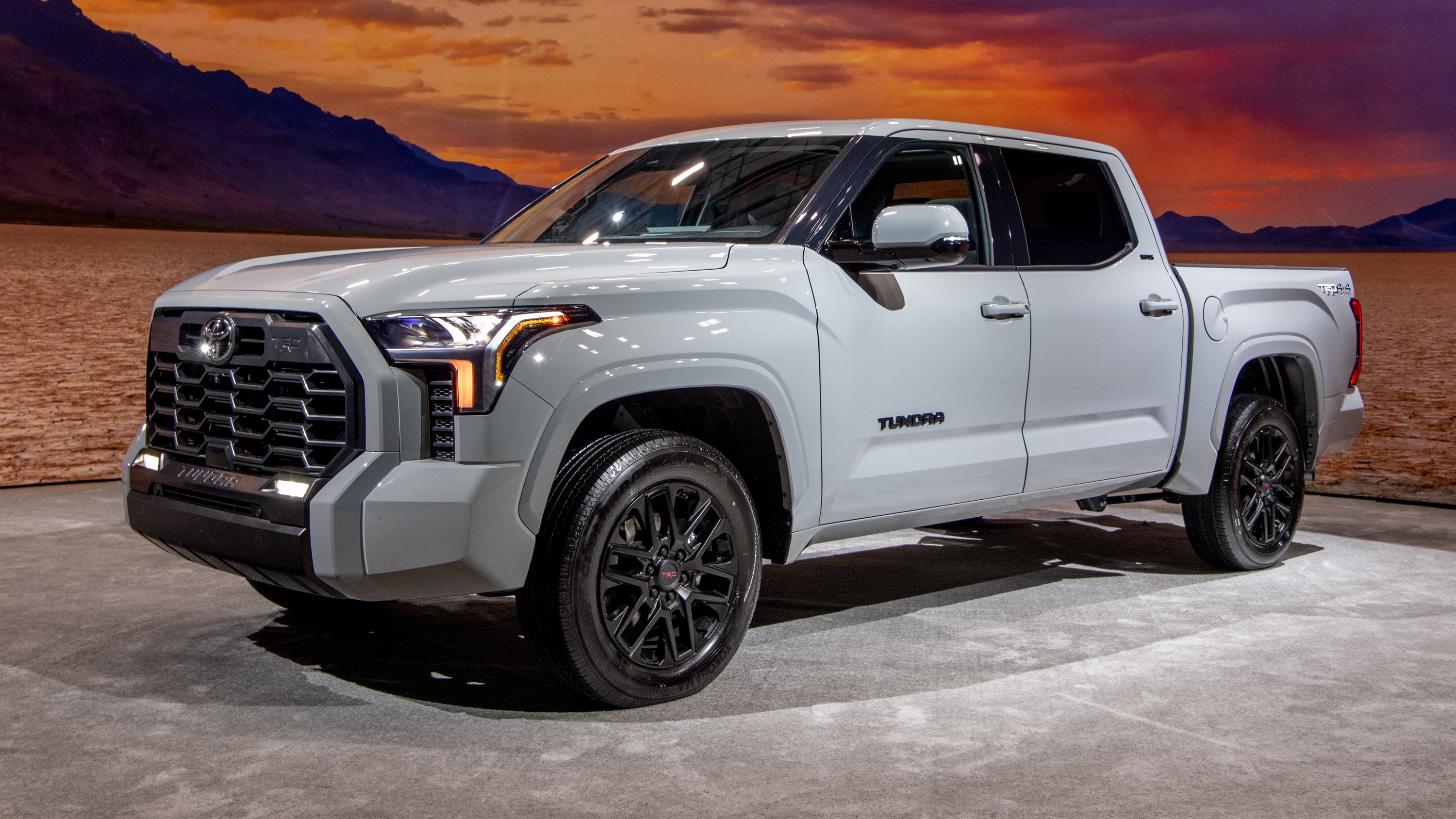 Video: 2022 Toyota Tundra first look: The next-gen full-size truck is here