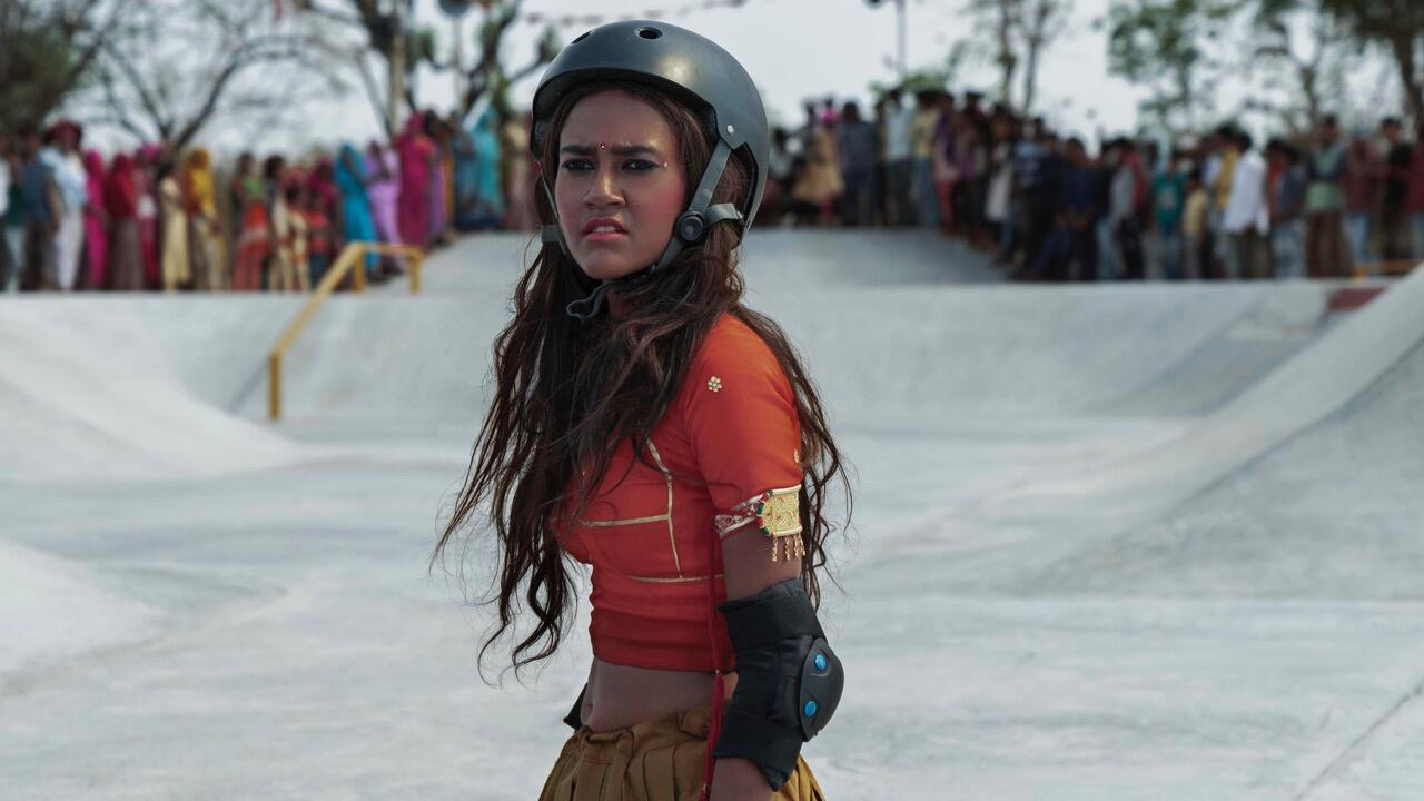 Skater Girl on Netflix a powerful, joyful story of challenging the status quo - CNET