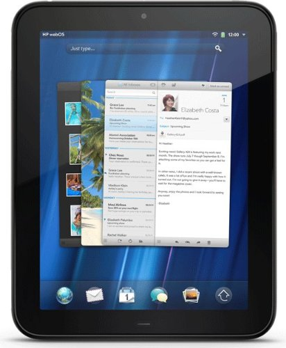 Remember the WebOS-based HP TouchPad? This time HP will adopt Android.  The company already has a Windows 8 tablet.