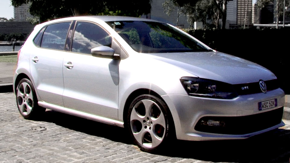 Video: Volkswagen Polo GTI review
