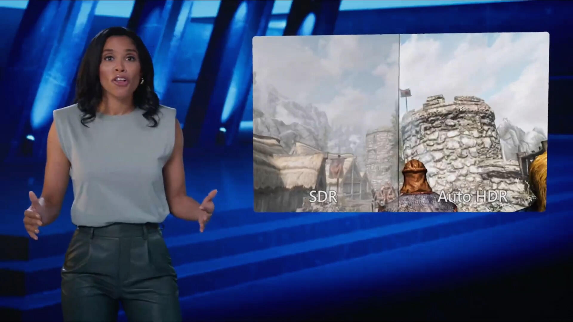 Video: Microsoft debuts Windows 11 with HDR gaming
