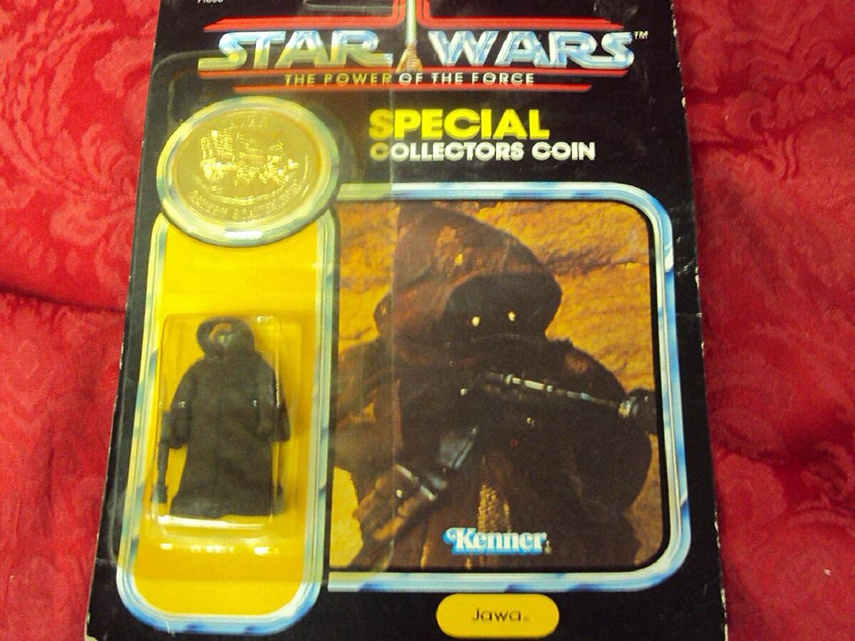 Vintage Power of the Force Jawa