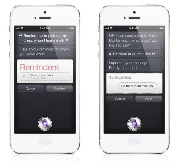 Siri is best when you take advantage of her iOS-integration features, like setting reminders and sending text messages.