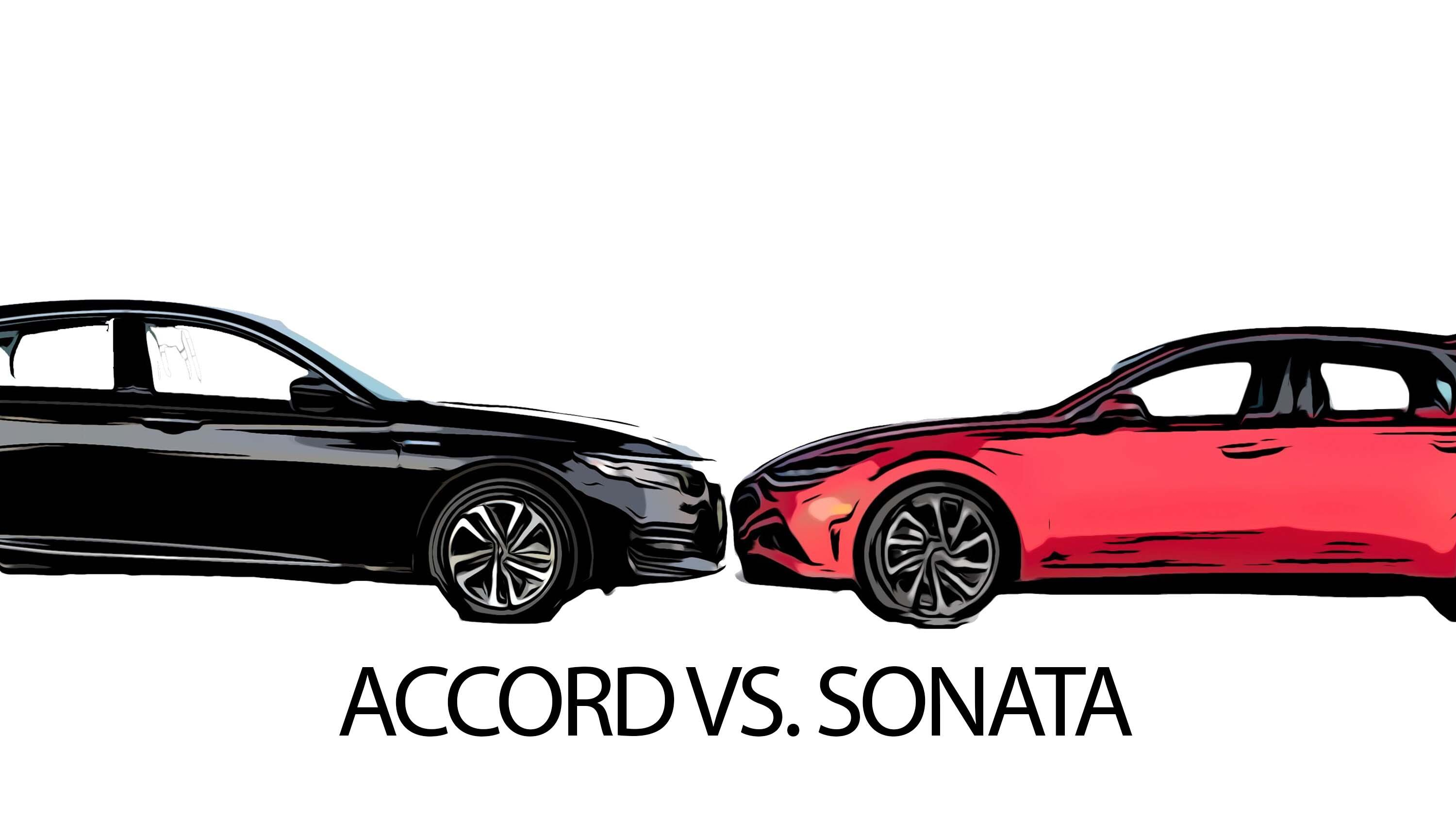 Video: 2020 Honda Accord vs. 2020 Hyundai Sonata: Battle of the midsize sedans
