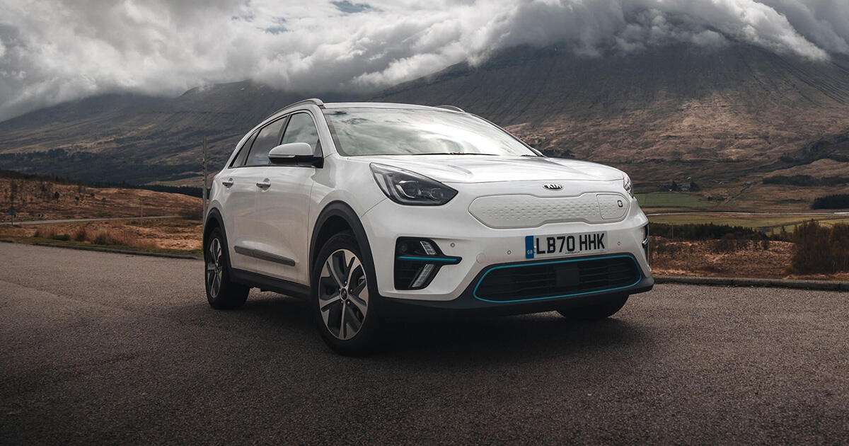 Kia Introduces 2021 Niro EV with Wireless CarPlay and Updated DriveWise