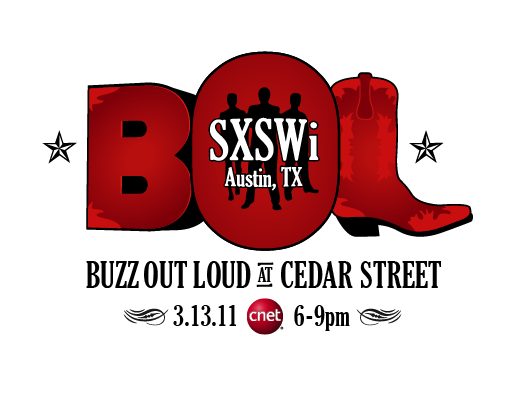 Buzz Out Loud at SXSW