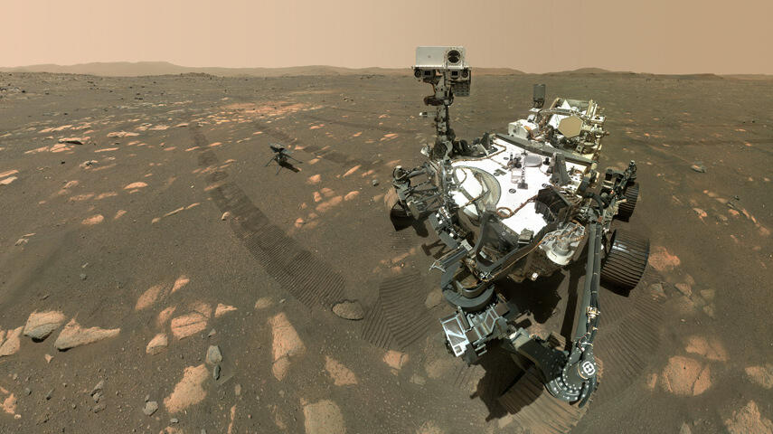 NASA Perseverance Mars rover kicks off search for past life - CNET