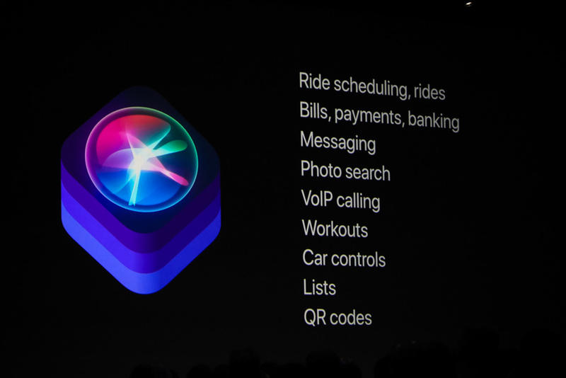 New features coming to Siri in iOS 11.
