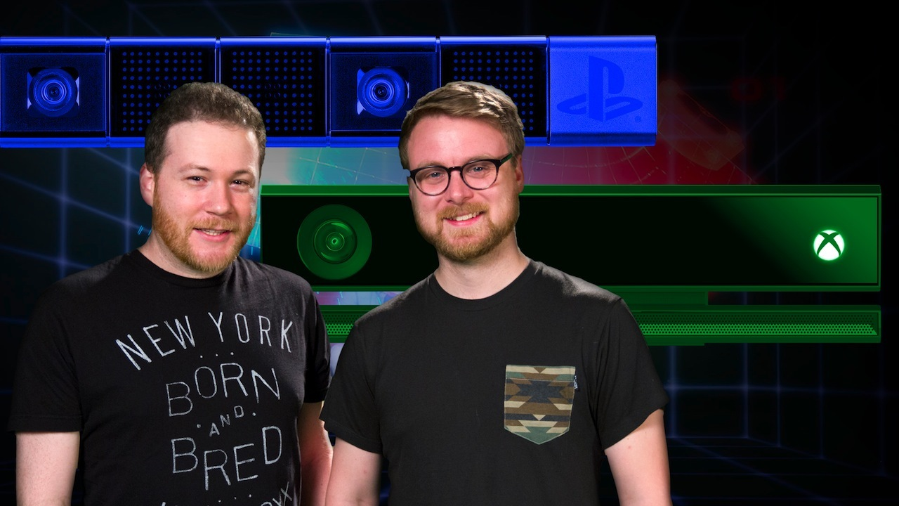 Video: Xbox One and PS4: Motion and sound control
