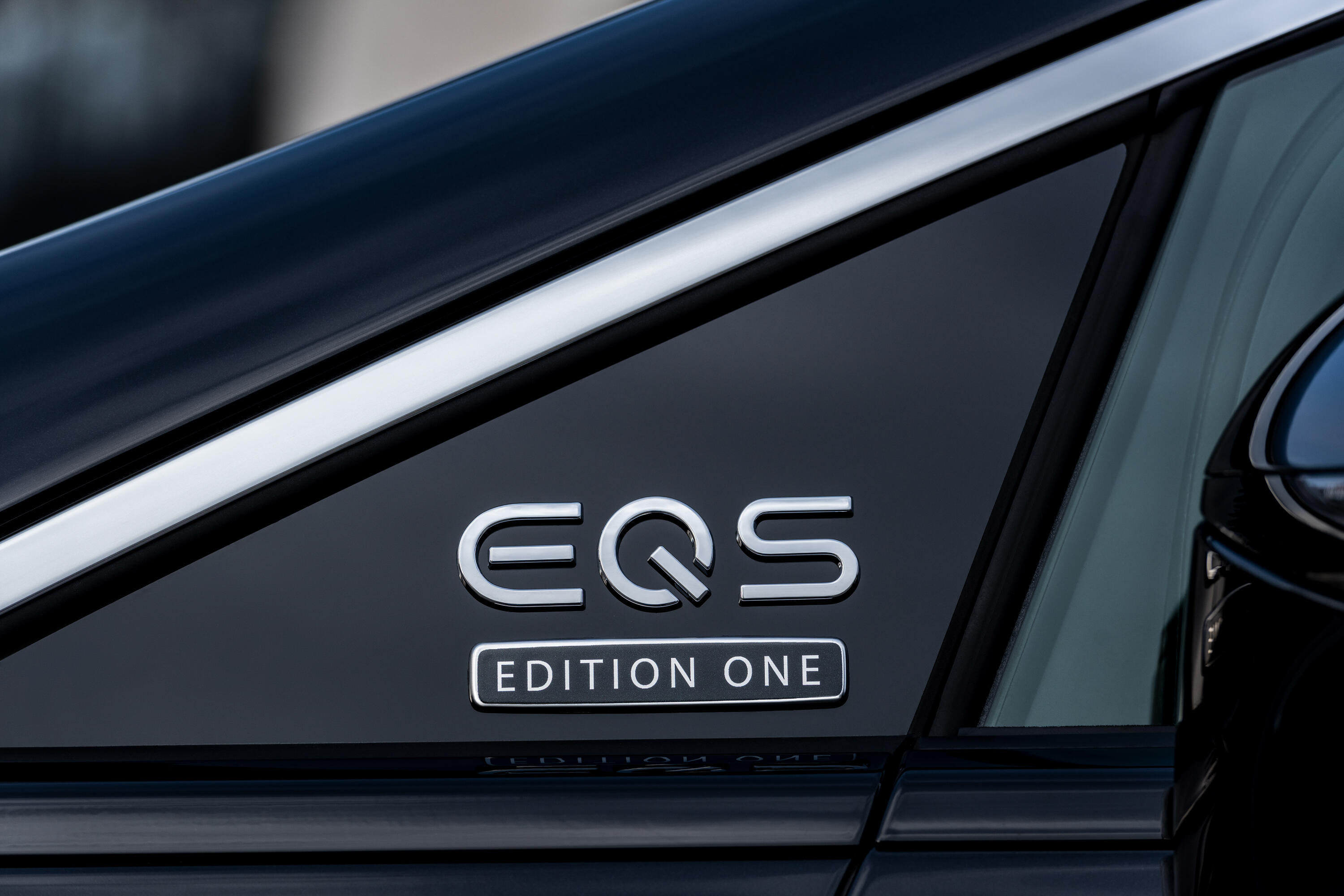 2022 Mercedes-Benz EQS Edition One