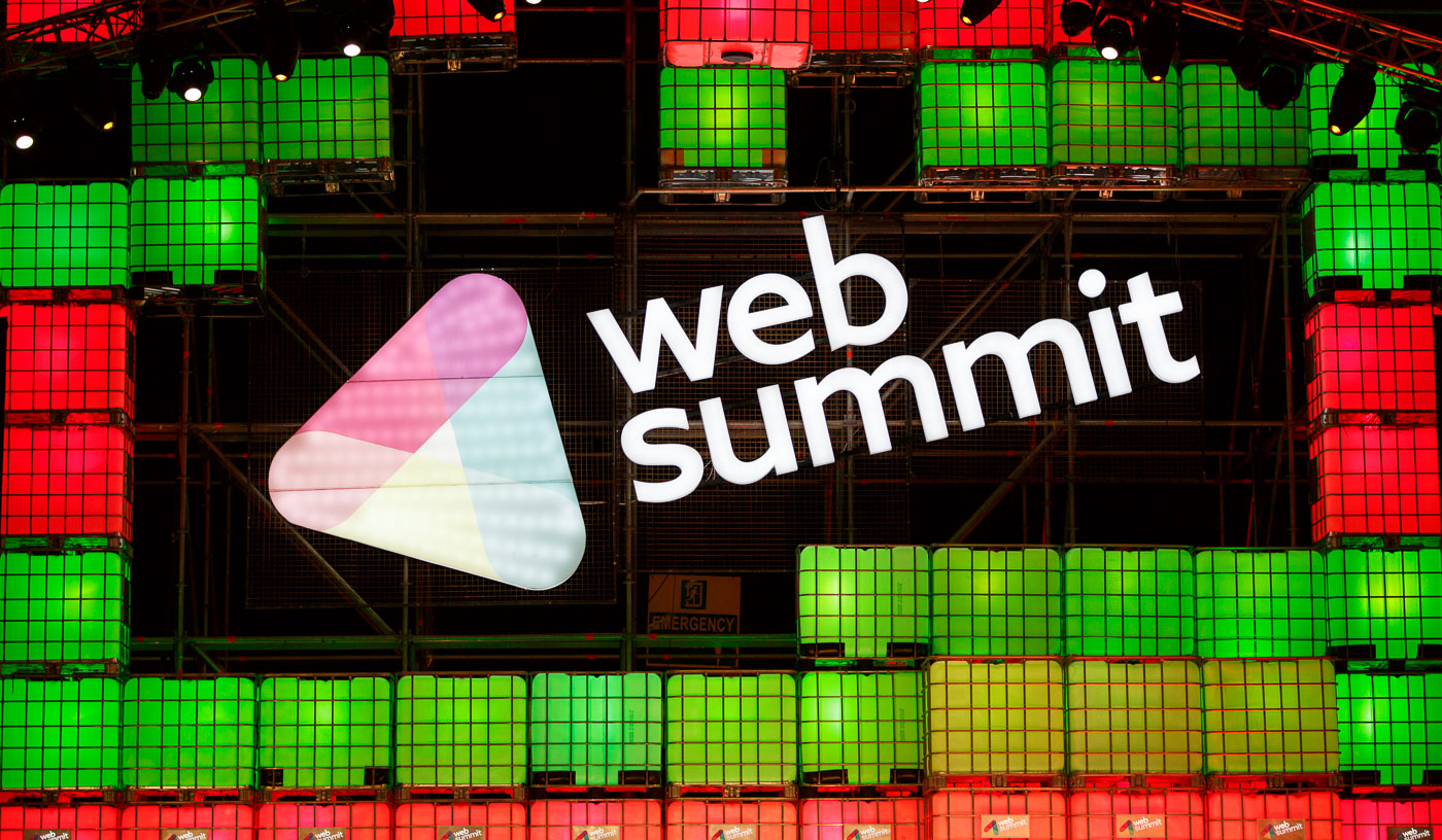 Web Summit is a tech conference in Dublin, Ireland.