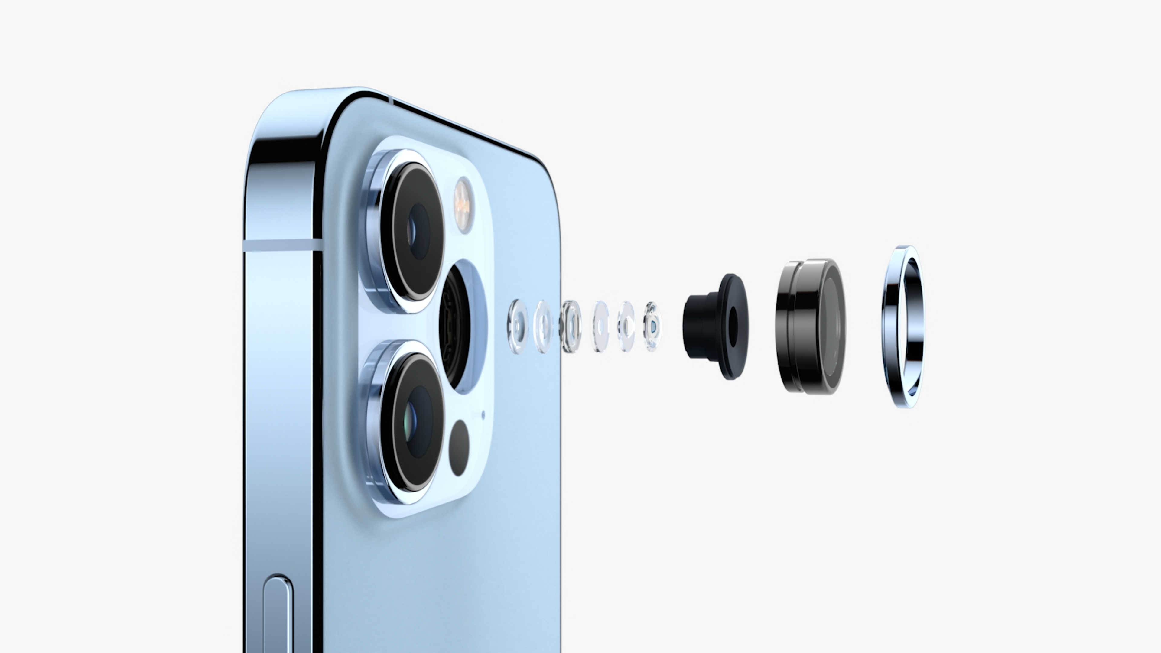 Apple Event new iPhone 13 cameras