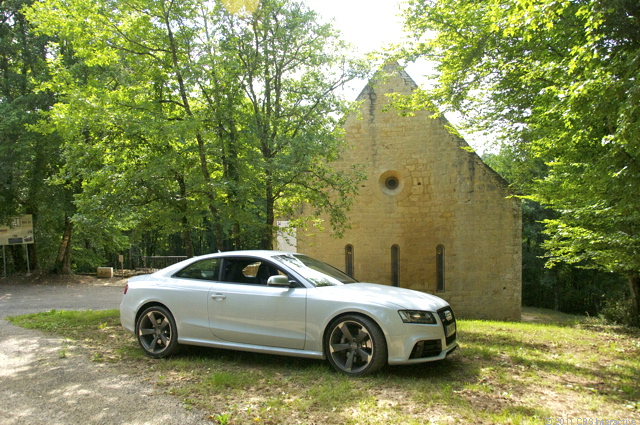 RS 5 and 12th century church