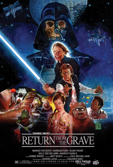 Zombie Wars: Return from the Grave