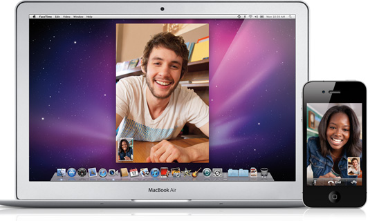 FaceTime for Mac is now available.