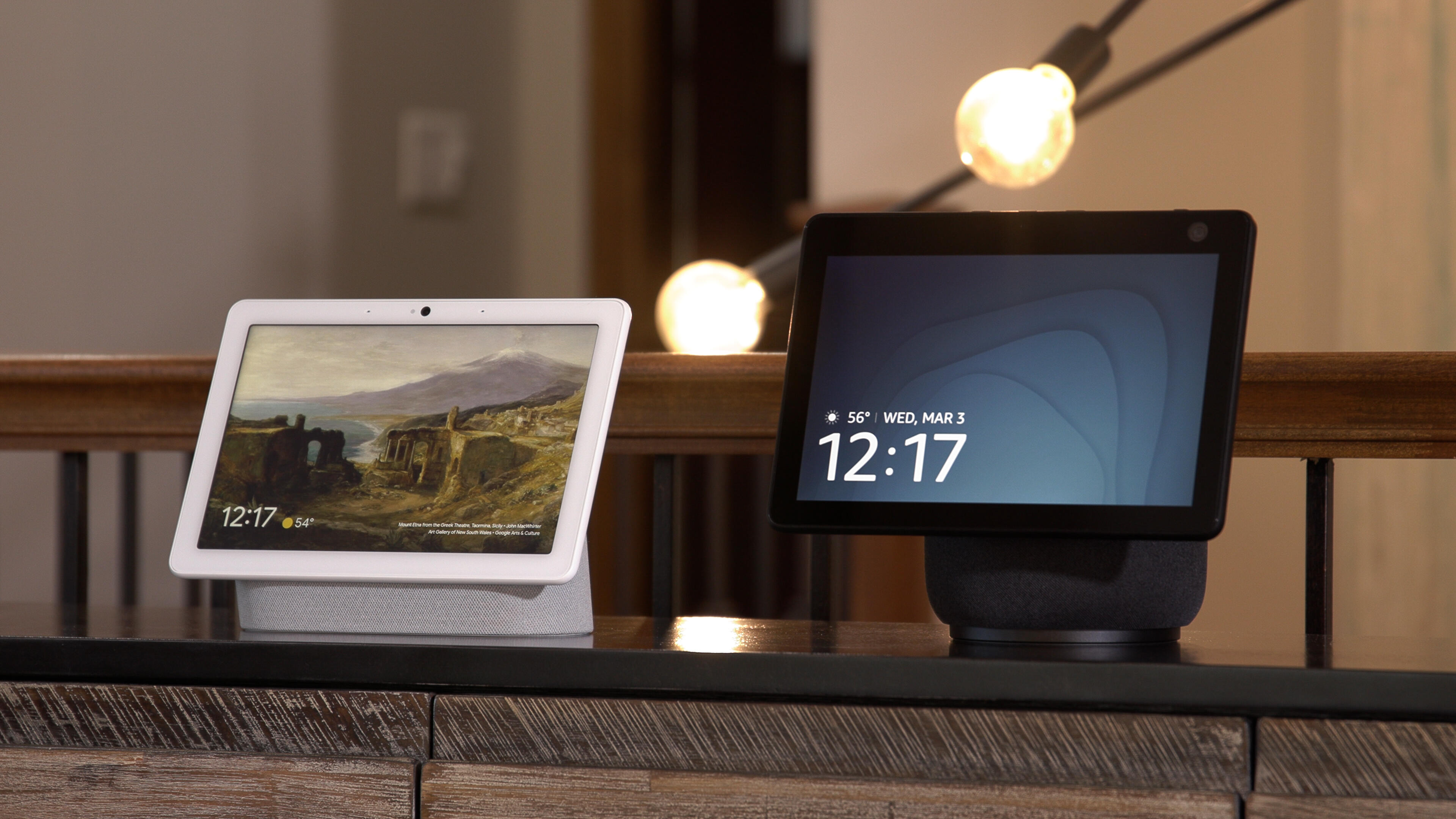 Video: The Echo Show 10 battles the Nest Hub Max for the smart display crown
