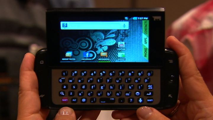 Video: T-Mobile Sidekick 4G