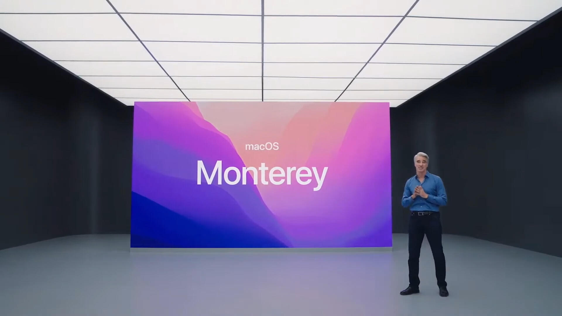 Video: Apple reveals MacOS Monterey with Universal Control