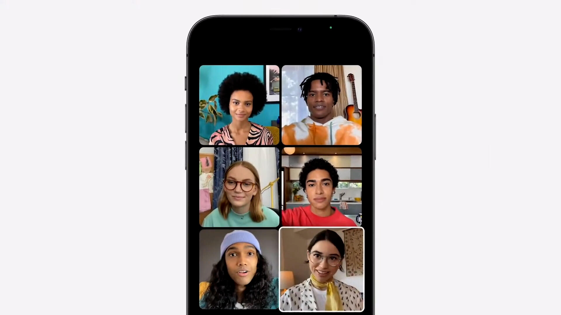 Video: Apple debuts new FaceTime features for iOS 15