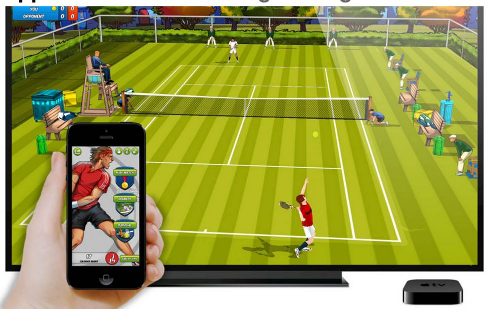 Game. Set. Match. Motion Tennis offers a unique experience for the iPhone/iPod Touch and Apple TV.