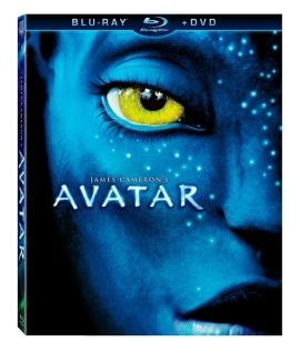 Avatar has arrived in 3D Blu-ray.