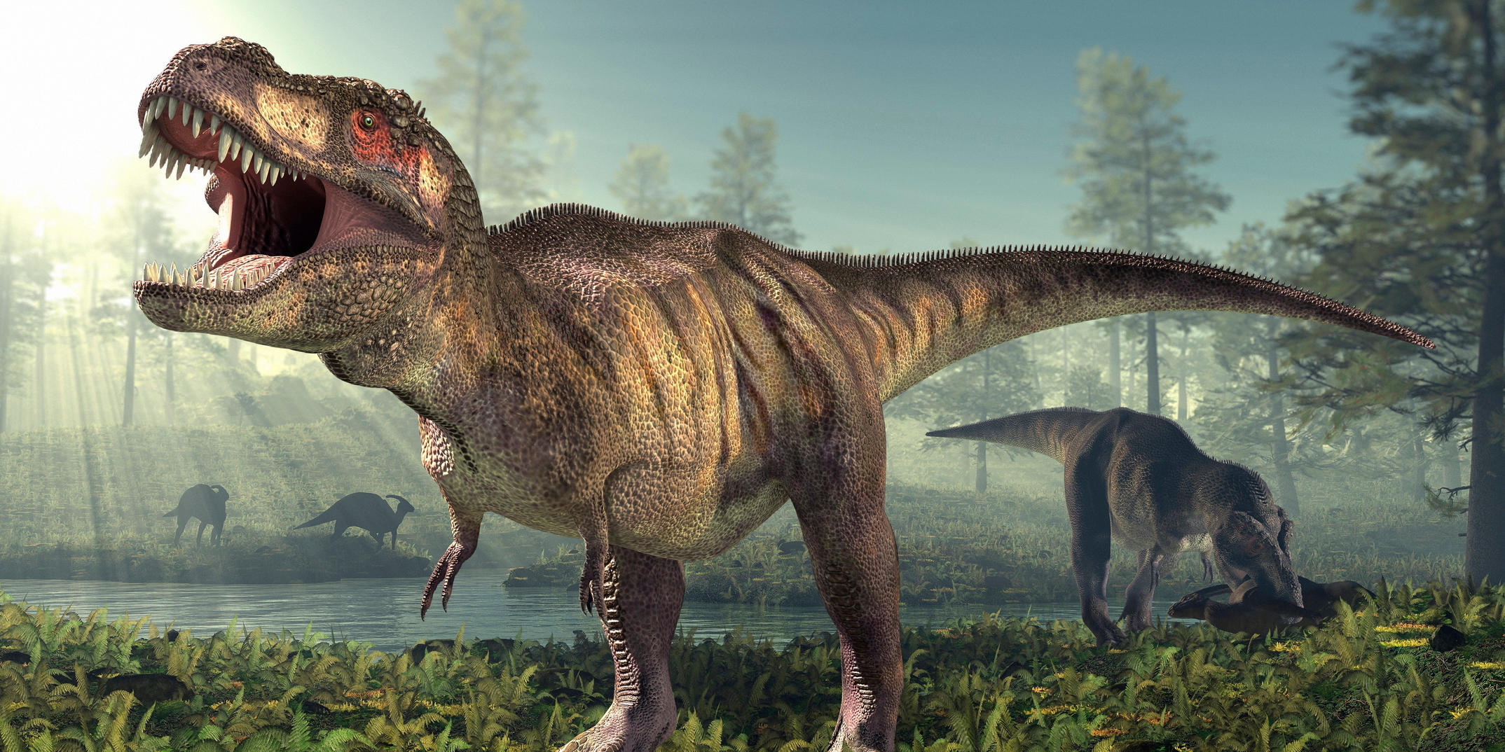 T. rex was actually bigger than we thought - CNET