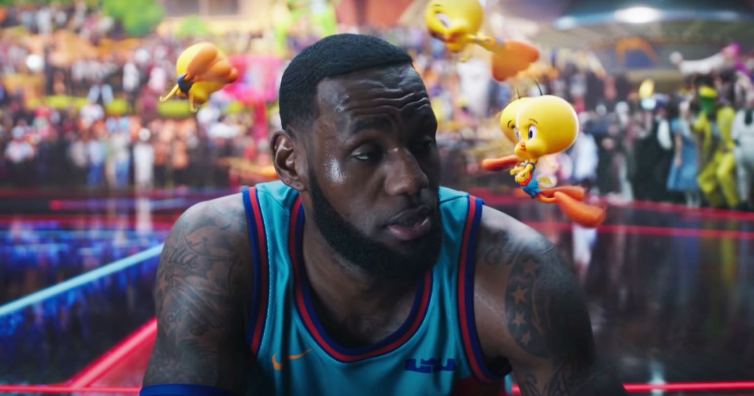 Space Jam: A New Legacy can't decide what it wants to be     – CNET