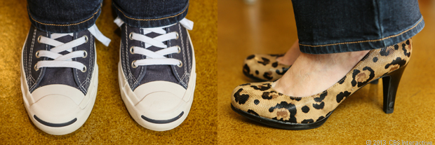 What do shoes say about your brainpower?