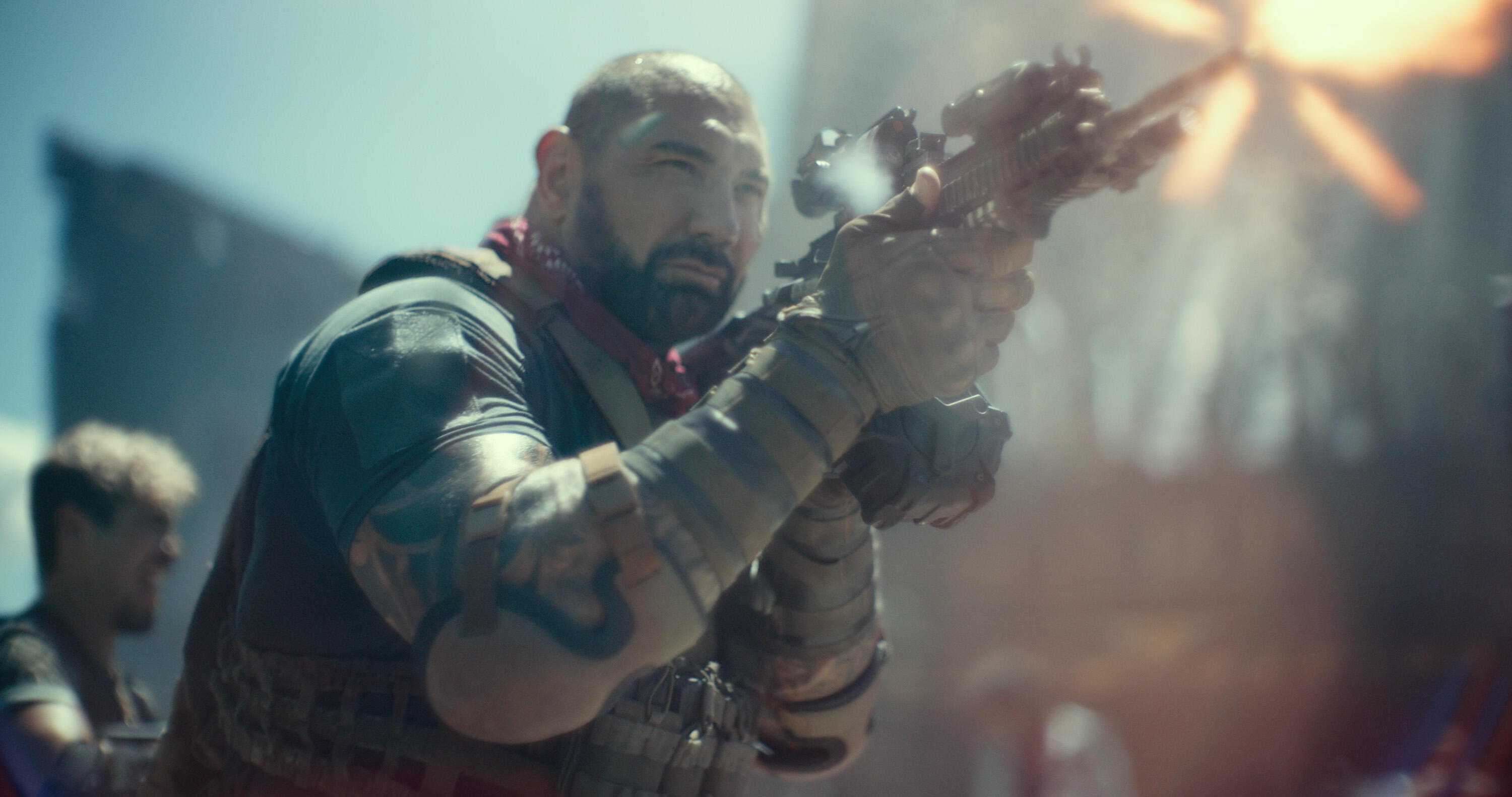 Army of the Dead review: Zack Snyder bets on brainless zombie flick - CNET