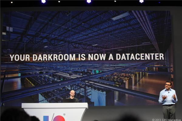 Your darkroom is now a datacenter
